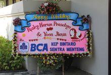 WEDDING At Villa Karang Putih by Nagisa Bali