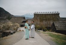Edwin & Jessica Japan Pre-Wedding by Venema Pictures