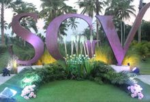 Wedding Decoration by Home Smile Florist
