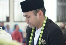 RESTI & YUSCHA Wedding by Derzia Photolab