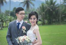 Wedding of Andi & Yurike by #thephotoworks
