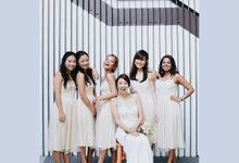 Wedding Actual day by Star Glamour Artistry Pte Ltd