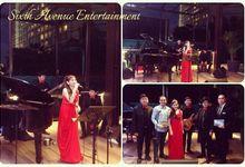 Edwin & Diana Wedding at Grand Hyatt Jakarta by Sixth Avenue Entertainment