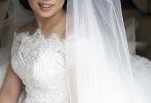 Felix & Nina - Hotel Borobudur by Maestro Wedding Organizer