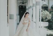 The Wedding of Michael - Chelline by Tinara Bridal Boutique and Salon