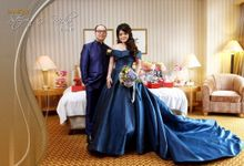 Stephen & Rika - JW Marriot by Maestro Wedding Organizer