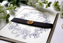 Spring Suite by With Paloma Stationery & Design