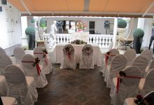 Buffet Wedding by Senso Ristorante & Bar