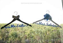 Wedding Erik & Selvia by Monchichi