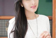 Sandra Dewi Wedding by Jacquelink