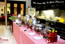 Catering Service by B'steak Function Hall