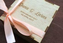 Dana & Laras by WooDesign.id