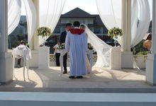 Novi and Chris Wedding by Rumah Luwih Boutique Beach Resort & Spa, Bali