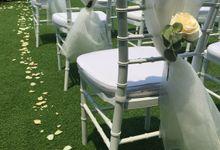 Gazebo Thematic Wedding by Cinderella Dream