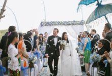 WEDDING OF HELLEN & ANDREAS by Courtyard by Marriott Bali Nusa Dua