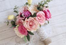 Rustic in Pink by Cup Of Love Design Studio