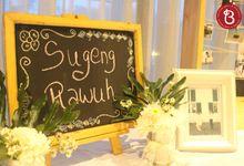 Wedding Mr Agung & Mrs Kho Sin by B'steak Function Hall