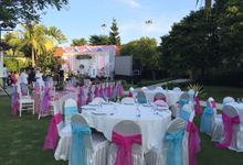 Nugroho & Melisa by Golf Graha Famili & Country Club