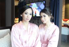 Bridesmaid by Vinna Chia Professional Make Up Artist
