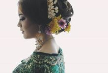 Saddam & Farrah Wedding by Hilda by Bridestory