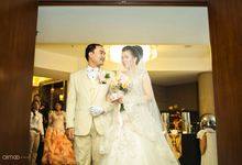 The Wedding of Robby & Selvy by Fabulous Event Organizer