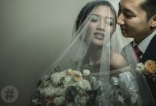 Fransisca & Yas  Wedding by #thephotoworks