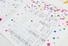 Confetti by Little Paper Lane