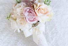 Blushes Pink by Cup Of Love Design Studio