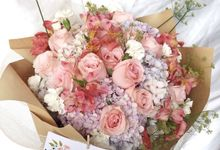 Fleur Bouquet by La Pétite Fleur