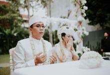 ARIE & FERDI WEDDING by bright Event & Wedding Planner