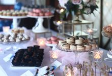 Tea Time at Alkaff Mansion by Once Upon a Table