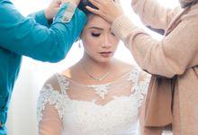 Wedding Esya & Ghokan by LZ Service