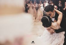 The Wedding of Handra & Karina by Memoira Studio