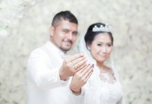Wedding Esya & Ghokan by LZ Service