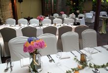 White Weddings Planning at Halia Resturant by White Weddings