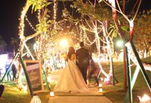 GARDEN DINNER PARTY OF LIANA AND IVAN ENGAGEMENT by Rumah Luwih Boutique Beach Resort & Spa, Bali
