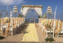 Balinese Royal Wedding by Sadara Boutique Beach Resort
