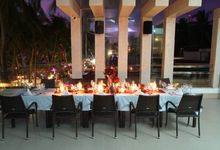 Wedding at the Roof Deck by The District Boracay