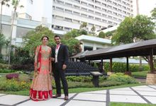 When East Meets West - The Wedding of Kal Singh & Bonnie by AS2 Wedding Organizer