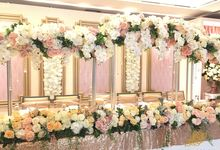 Ivan & Lia Wedding Party by Alleka Design