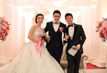 MC Anthony Stevven - Wedding Spring Club Serpong by Anthony Stevven
