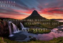Destination pre wedding 2017 by Odelia Bridal