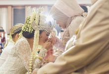 Rina & Aldy Wedding by Bantu Manten wedding Planner and Organizer