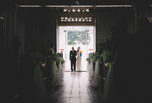 Kenneth & Deborah Actual Day Wedding by Caline Ng Photography