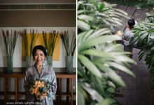 Holy Wedding Bali | Maya Ubud Bali | Inti and Peter by Maxtu Photography