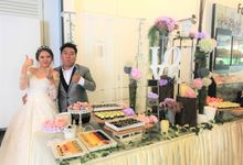 Rustic Pastel Wedding by Manna Pot Catering