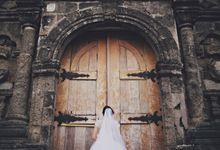 Metro Manila Wedding - JD and Rizza by David Garmsen Photo and Video