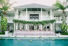 Organic White Wedding by Hari Indah Wedding Planning & Design