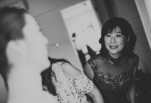 St Andrew Church Wedding -  Jae Sean & Charis by Cliff Choong Photography