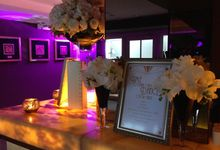 Wedding Anniversary by Senso Ristorante & Bar